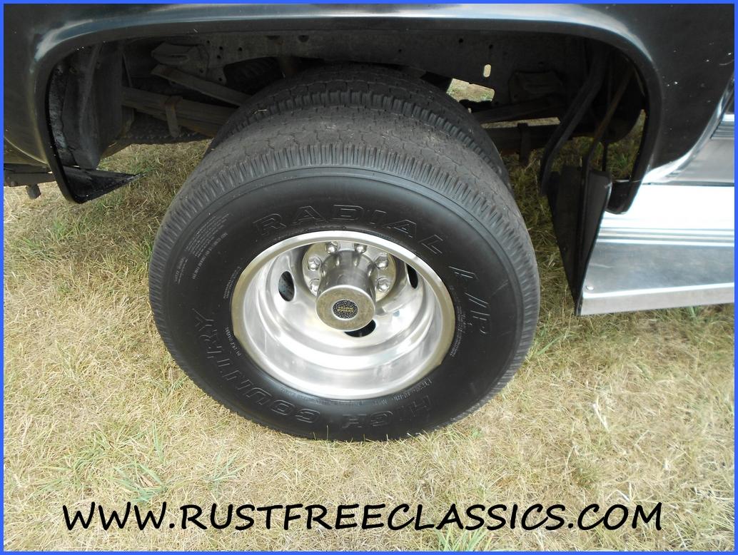 » 1989 89 Chevy Chevrolet K30 4x4 1 Ton Silverado Crew Cab Crewcab
